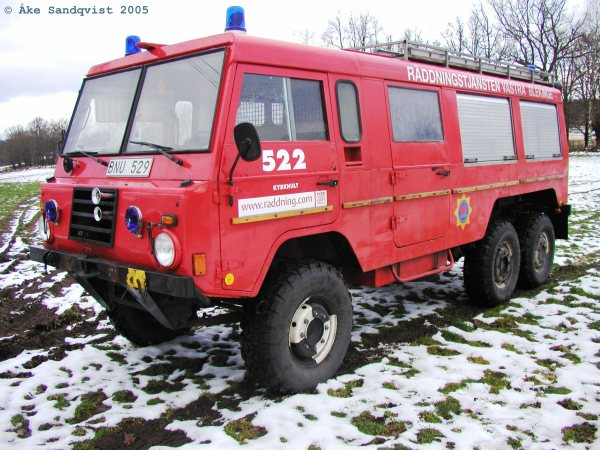 Akes C304 from the fire brigade